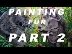 In this video I demonstrate how I paint the clumpy and long fur of a koala bear. I talk abou. Comic Style Art, Comic Styles, Painting Fur, Different Art Styles, Dry Brushing, Watercolor Techniques, Childrens Books, Art Projects, Illustration