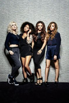 Little Mix Photo: New picture for Salute photoshoot Fashion Group, Girl Fashion, Girl Celebrities, Celebs, Little Mix Salute, Little Mix Updates, Little Mix Style, Walk Of Shame, Mix Photo