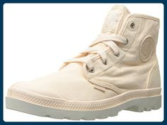 Palladium - Pampa Ox Lp Tw P Woman'S - White Mouse, Taille:37