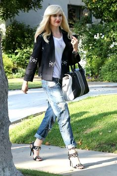Gwen Stefani in LA | Tom & Lorenzo Fabulous & Opinionated