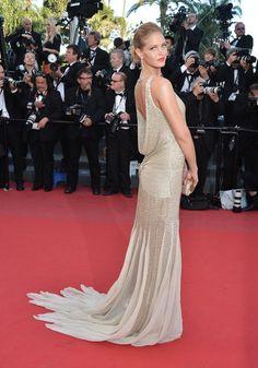 Erin Heatherton at Cannes