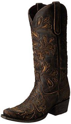 Lane Boots Women's Damask Western Boot,Distressed Brown,7 B US Lane Boots http://www.amazon.com/dp/B00JR0YCX0/ref=cm_sw_r_pi_dp_MahBub0XXKACE