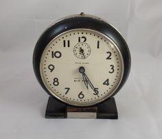 Vintage Working Big Ben Chime Alarm Clock ~ Chime Alarm ~ Westclox ~ Art Deco ~ Windup Alarm Clock ~ LaSalle, IL USA ~ Henry Dreyfuss by NewLifeVintageGoods on Etsy