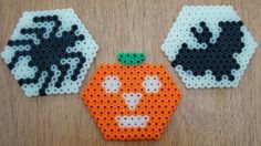 Halloween Fuse Bead Designs (with pattern)