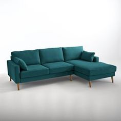 Retro Sectional Sofa At Michael Mitchell, Charleston   Furniture    Pinterest   Palm Springs Houses, Living Rooms And House