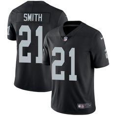 Bengals John Ross jersey Nike Raiders #21 Sean Smith Black Team Color Men's Stitched NFL Vapor Untouchable Limited Jersey Raiders Amari Cooper 89 jersey