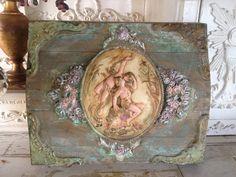 Victorian box cover