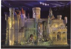Colleen Moore's Fairy Castle in Chicago's Museum of Science and Industry. This dollhouse even has running water and electrical. Amazing.