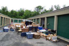Storage Unit Cleanout Service & Haul Off Junk Removal Albuquerque| ABQ Household Services