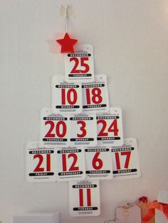 Count down tree