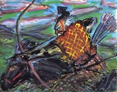 Storyboard painting by Akira Kurosawa, from his film RAN. Drawings For Him, Art Drawings, Japanese Film, Japanese Art, Storyboard, Kurosawa Akira, Samurai Art, Movie Poster Art, Cool Artwork