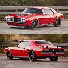Pro Touring \'68 Firebird