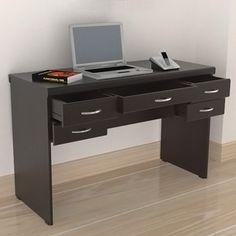 Inval Multi-functional 5-drawer Desk   Overstock.com Shopping - Great Deals on Inval America LLC Desks