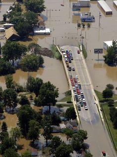 flood downtown mansfield ohio | Findlay+ohio+flood+pictures+2011