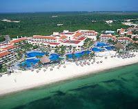 Publicado el 21 de enero de 2009 Revista El Cañero: Cadena Palace Resorts abre hotel en República Domi...