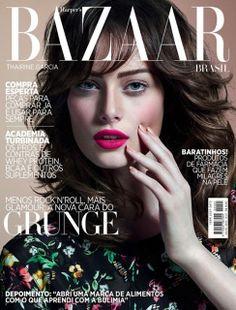 Harper's Bazaar Brazil, July 2013.
