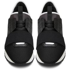 Balenciaga Womens Runner (€695) ❤ liked on Polyvore featuring shoes, athletic shoes, sneakers, balenciaga shoes and balenciaga