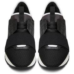 Balenciaga Womens Runner (2.680 BRL) ❤ liked on Polyvore featuring shoes, sneakers, balenciaga and balenciaga shoes