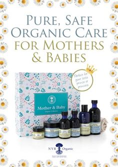 It's the season of weddings and baby showers! Our mother & baby gift set is perfect for Mom and their little prince or princess. NYR Organic products are truly gentle and safe for baby's skin.