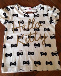 T-shirt for my little girl