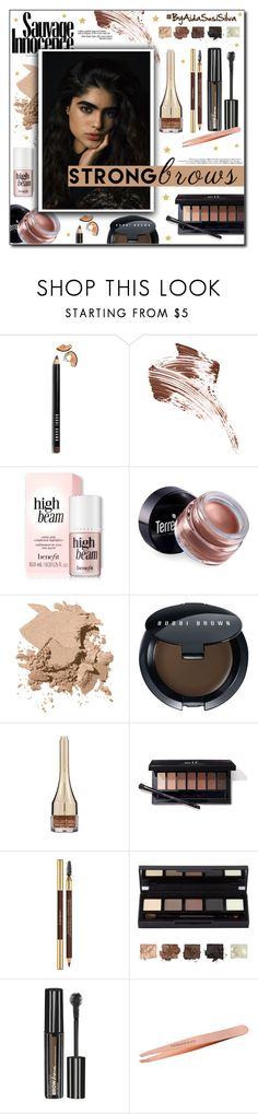 """Well-Groomed: Perfect Brows"" by aidasusisilva ❤ liked on Polyvore featuring beauty, Bobbi Brown Cosmetics, Terre Mère, Maybelline, Tweezerman and perfectbrows"