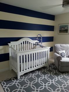 Goodness, I can't wait to decorate a nursery.