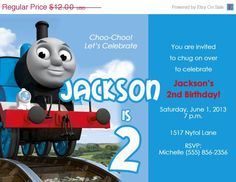 48 Best Thomas Bday Party Images Thomas The Train Thomas Friends