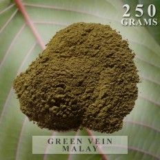 RED VEIN BALI KRATOM - POWDERED & DESTEMMED