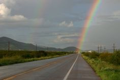 Hard work does pay off! Going To The Gym, Royalty Free Images, Work Hard, Country Roads, Landscape, Rainbows, Day, Wordpress, Lens