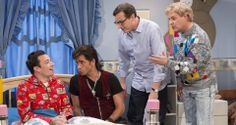 'Full House' stars soothe a worried Jimmy Fallon on 'Late Night'