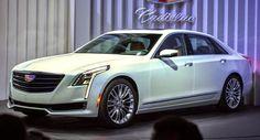 Cadillac CT6 2016 » Los Mejores Autos