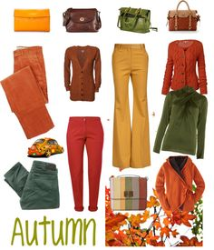 """Autumn"" by transform-image-consulting on Polyvore"