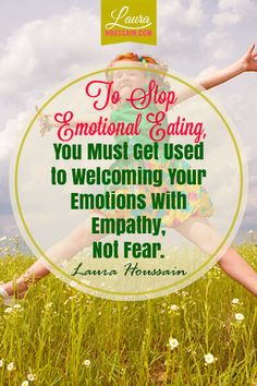 Emotional eating quote: Dare to express your needs