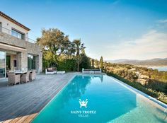 Villa Mary | A comfortable Saint Tropez Villa with the amenities you are looking for | 8 Persons, 4 Rooms, Close to the beach, Seaview, Swimming pool.