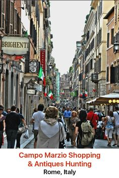 Turn back the clock about 2,000 years and Campo Marzio was just outside ancient Rome, a neutral ground where ambassadors were received. Today, it is one of the most desirable neighborhoods in the city, home to a clutch of ancient monuments and some fantastic shopping.