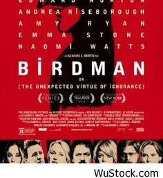 Directed by Alejandro González Iñárritu. With Michael Keaton, Zach Galifianakis, Edward Norton, Emma Stone and Naomi Watts. One of, if not the best film I've seen this year. Movies To Watch, Hd Movies, Movies Online, Movies And Tv Shows, Indie Movies, Comedy Movies, Oscar Movies, 2015 Movies, Action Movies