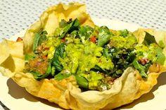 Fresh #guacamole and #salsa at Kandui Villas.