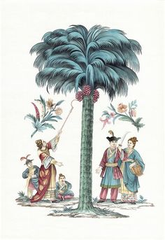 Chinoiserie Chic: The Decorator Archives - People
