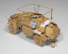 The Sd Kfz 223 is another splendid good old kit from Tamiya first released in An almost straight from the box build with some minor aftermarket resin for the interior & MG Box Building, Model Building, Afrika Corps, Military Modelling, Panzer, Armored Vehicles, Tamiya, Scale Models, Military Vehicles