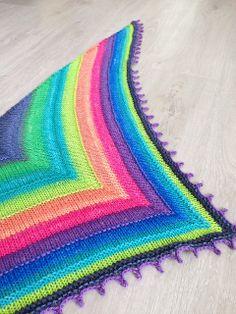 Ravelry: Melusinchen's Mia's Rainbow Scarf
