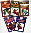 Minecraft: Diary of a Minecraft Zombie Complete Series Books 1 - 5 (An Unofficial Minecraft Book) by [Steve, Heroic]