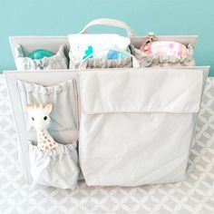 Diaper bag alternative. Get your baby bag organized with tote savvy – Life in Play Co