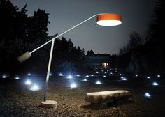 ARES #Outdoor #luminaires Find out more here http://www.aresill.net