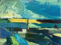 Terry St. John-Wine Haven #2 (Pt. Molate), 12 x 16, Oil on Panel