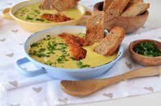 Supa crema de conopida la slow cooker Crock-Pot L Digital - Retete culinare by Teo's Kitchen Crockpot, Slow Cooker, Curry, Ethnic Recipes, Kitchen, Food, Cream, Curries, Cooking