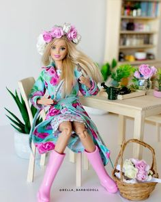 Barbie Shop, Barbie Model, Barbie Doll House, Barbie Toys, Barbie Life, Barbie World, Barbie And Ken, Barbie Style, Girl Doll Clothes