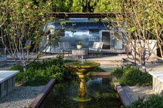 Photos: Patrick Dempsey's unusual Tin House, pending sale after less than two weeks