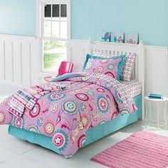 Jumping Beans® Garden Groove Bed Set