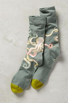 Octo Socks - anthropologie.com