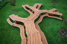 Tree Picnic Table - Upscout - Gifts and Gear for Men